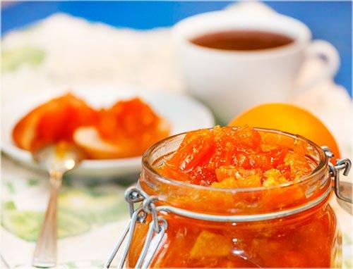Подробный рецепт приготовления джема из цитрусовых с имбирём