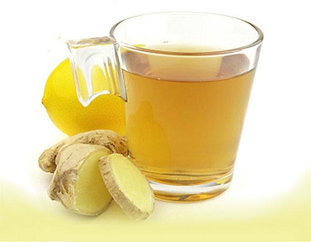 Простой рецепт приготовления имбирного напитка (Время обедать)
