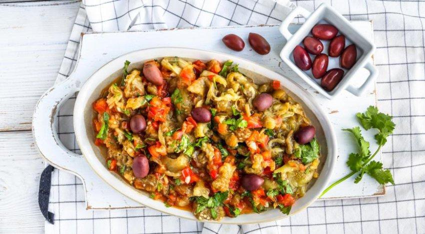 Марокканский салат (Барышня и кулинар)