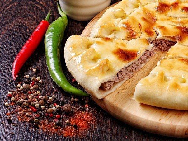 Осетинские пироги: история национального блюда